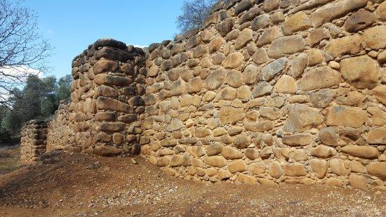 Galilee, Israel: El muro de Dan
