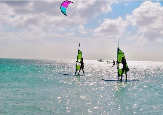 Windsurfing Aruba Noord All You Need To Know Before