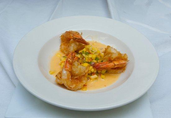 Flemington, NJ: Coconut shrimp
