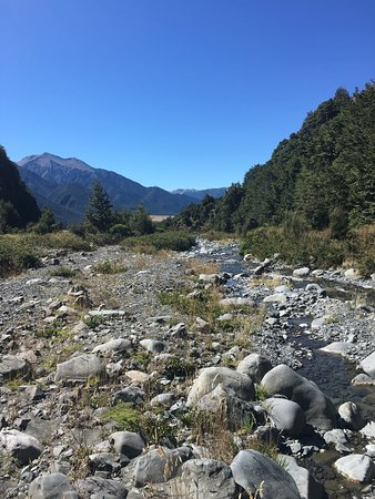 Arthur's Pass National Park, Nueva Zelanda: On one of the nature walks
