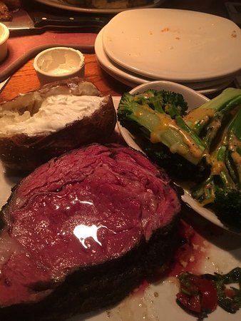 Richmond, KY: Another excellent Prime Rib just how I like it!