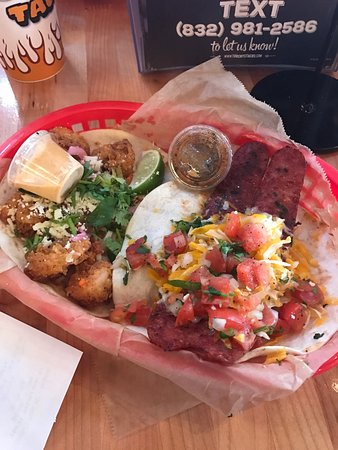 Webster, TX: Torchy's Tacos