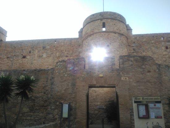 Sanlucar de Barrameda, Spania: Puerta principal del Castillo