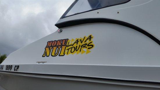 Pahoa, HI: Moku Nui Lava Tours