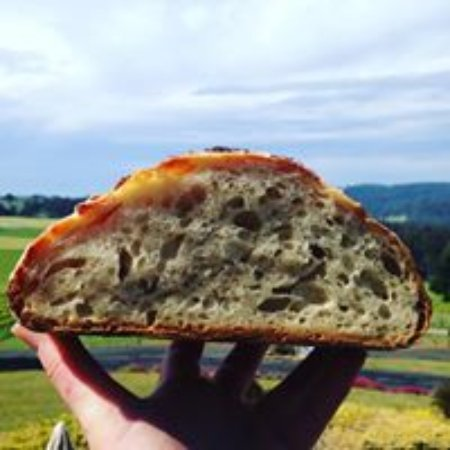 Barrington, Australia: We bake a loaf or two daily