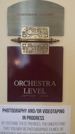 Newberry, SC: orchestra