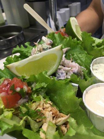 Bedford, NY: Fish Tacos