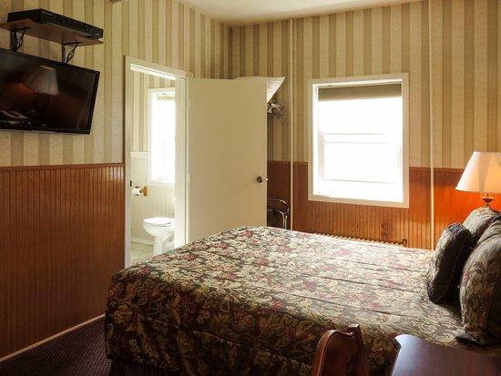 Hotel Seward: Historic Queen Room With Bath
