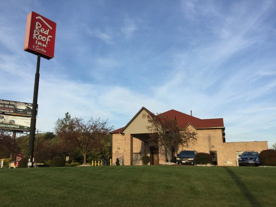 Red Roof Inn & Suites Middletown/Franklin.
