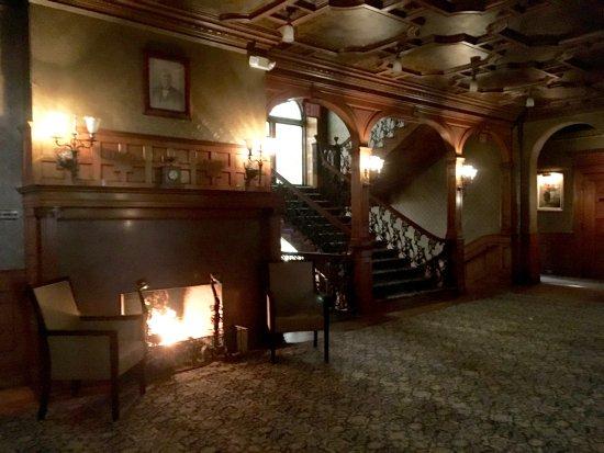 Second Floor Foyer Picture Of Whitney Restaurant