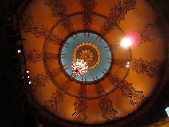 The Fox Theatre: Grand Chandelier, Fox Theater