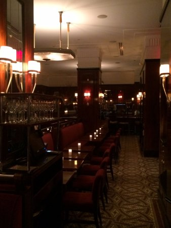 Art Deco Dining Room   Picture Of Brasserie Ruhlmann, New York City    TripAdvisor