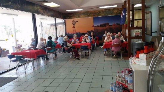 Goondiwindi, Australia: Main Dining