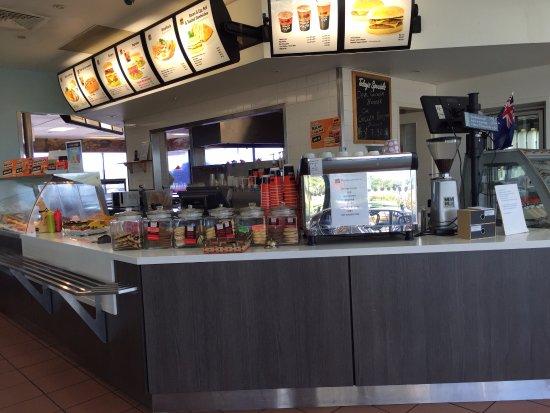 Goondiwindi, Australia: Cafe Main Order Counter