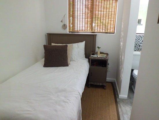 Antrim Villa: シングルルームです