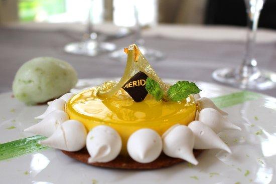 L'Hippocampe : Tarte au citron revisitée