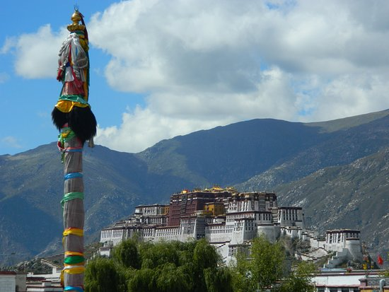 Kathmandu Valley, Nepal: Potala Palace. Tibet.