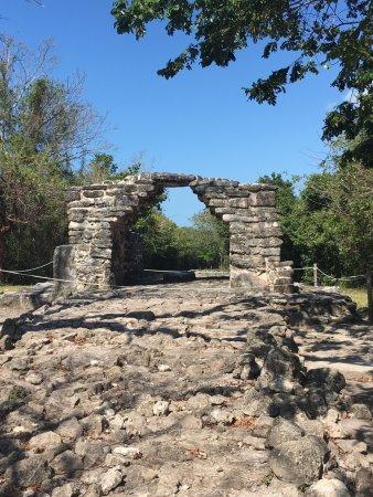 San Gervasio Mayan Archaeological Site 사진