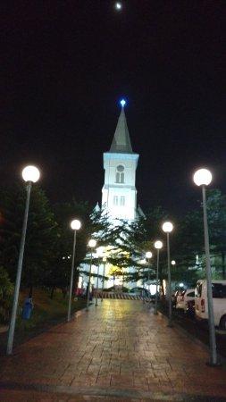 Holy Light Presbyterian Church: Single Tower of The Church