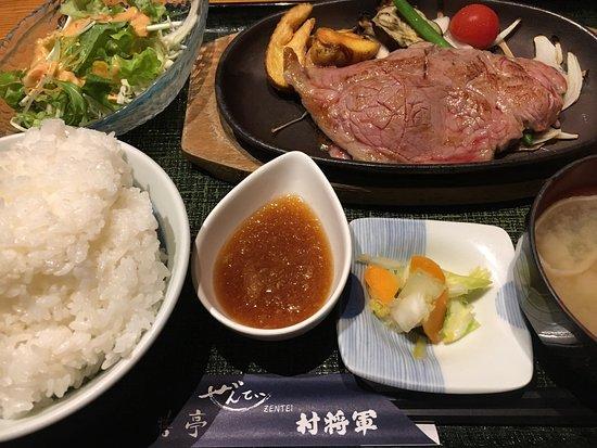 Sanjo, Japonya: 冬の限定ランチ!