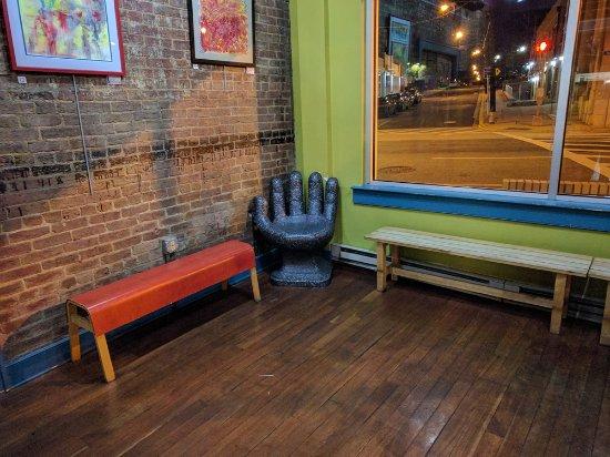 Hyattsville, MD: Hand Chair for Waiting