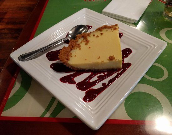 Franklin's Restaurant: Key Lime Pie