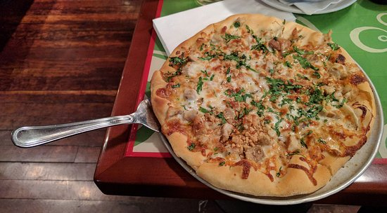 Franklin's Restaurant: Thai Pie