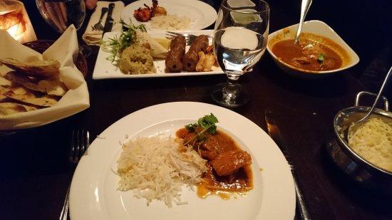 Photo of Indian Restaurant Amber at 25 Yerba Buena Ln, San Francisco, CA 94103, United States