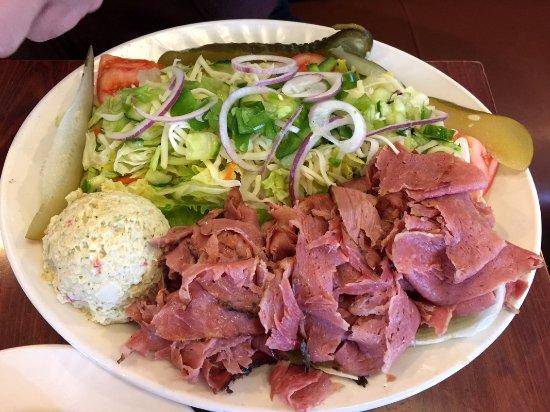Oshawa, Kanada: Corned Beef Platter