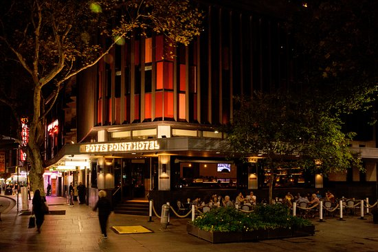 The Sugarmill Hotel : Potts Point Hotel