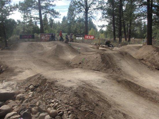 Truckee, Kalifornien: Dirt jump park