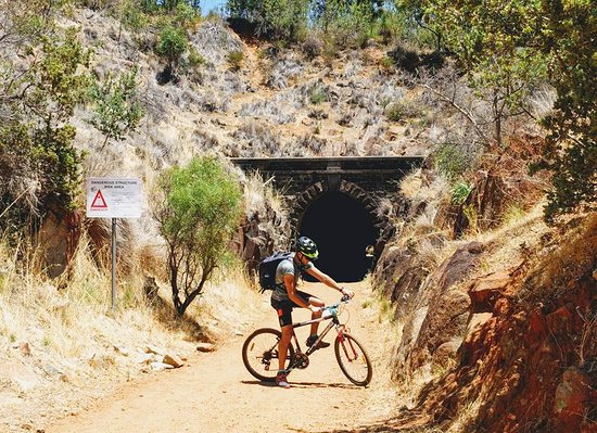 John Forrest National Park: Cycling around John Forest National Park