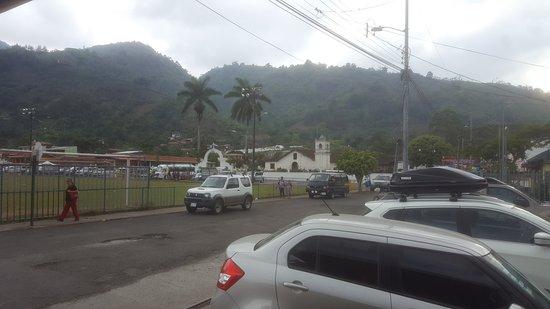 Orosi, كوستاريكا: Vista desde el restaurante
