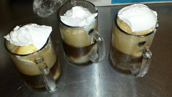Childress, Teksas: Root Beer Floats
