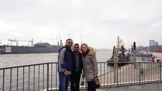 Port of Hamburg: Our memories with Ulrike and Shiva Hamburg Port