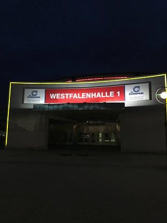 Veranstaltungszentrum Westfalenhallen