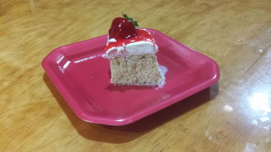 Childress, TX: Tres Leches Cake