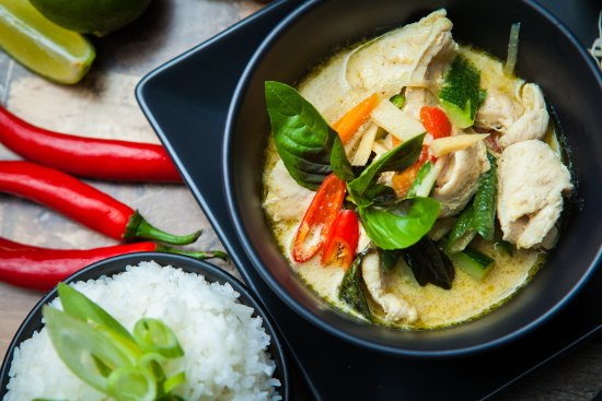 Southport, Australie : Green Curry