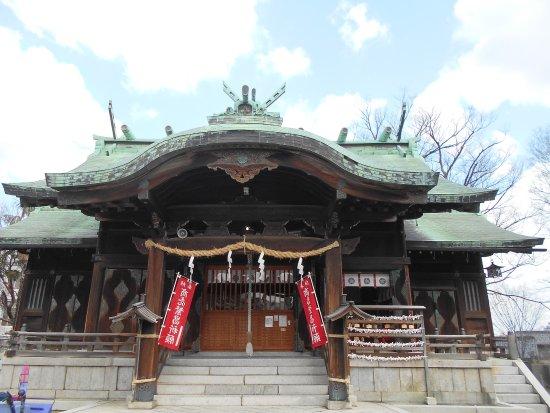 Kuboichi Ototsurugigu Shrine