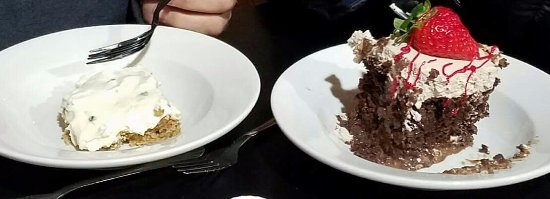Childress, TX: Carrot and Chocolate Cake