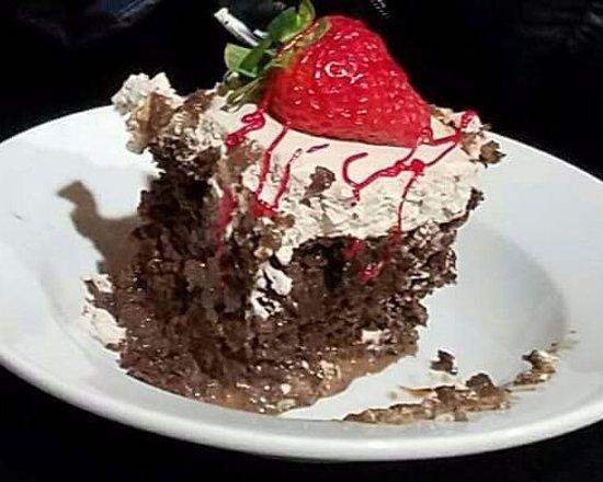 Childress, Teksas: Chocolate Cake