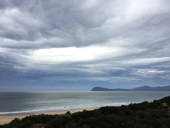 Bruny Island, Australien: The Neck