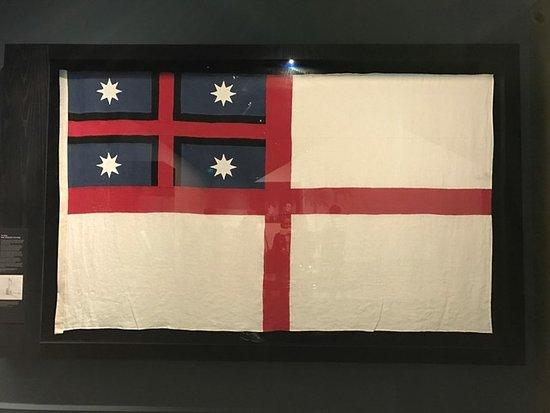 Paihia, Nueva Zelanda: New Zealand flag