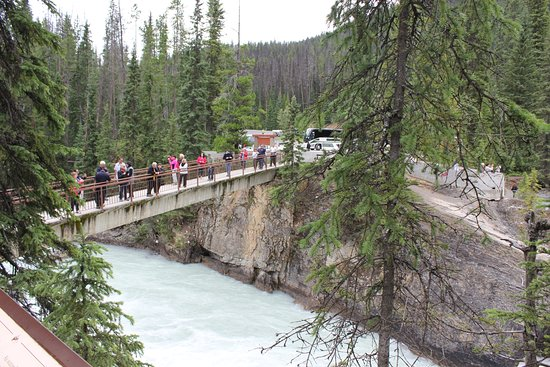 Golden, Canada: Kicking Horse River