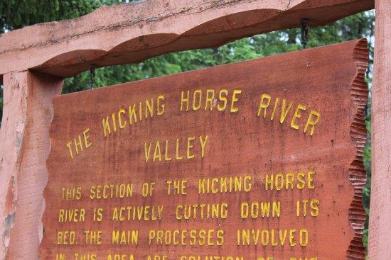 Goleen, Canadá: Kicking Horse River