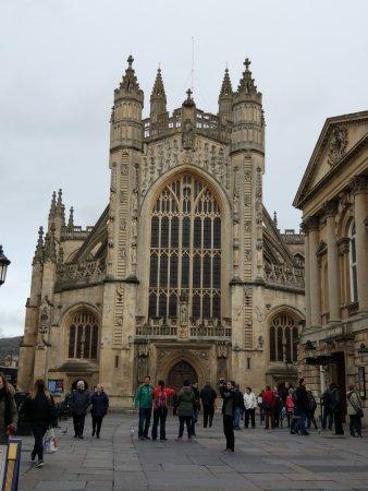Mayor's Honorary Guides: Bath Abbey