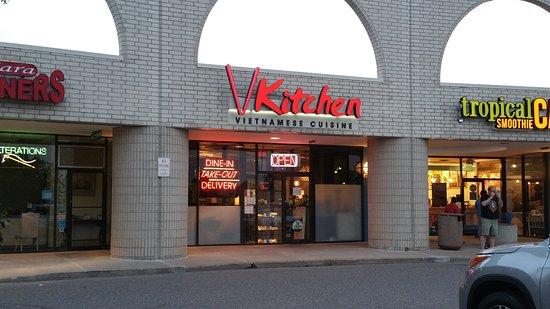 Storefront for V-Kitchen - Picture of V Kitchen, Ann Arbor - TripAdvisor