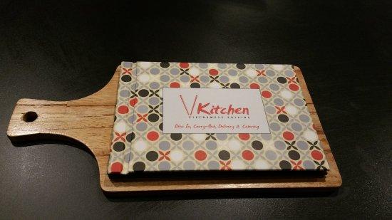 Menu at V-Kitchen - Picture of V Kitchen, Ann Arbor - TripAdvisor