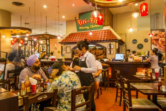 Photo of Portuguese Restaurant Piri-Piri (พิริ พิริ) at Siam Paragon, Pathum Wan 10330, Thailand