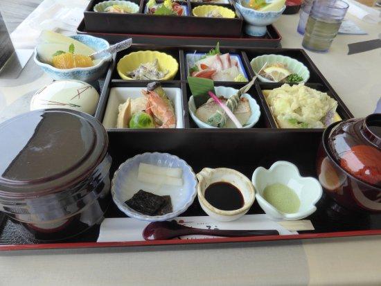 Nanbu-cho, Japan: 美味しい定食